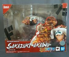 Figuarts ZERO ONE PIECE The 3 Admirals Sakazuki Akainu Bandai Japan NEW***