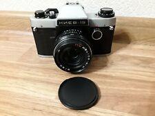 KIEV-19 Soviet SLR 35 mm film camera w/s lens HELIOS-81N. EXCELLENT