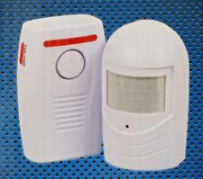 Infrarot Durchgangsmelder Zutrittsmelder Alarmsystem mit Bewegungssensor / NEU!