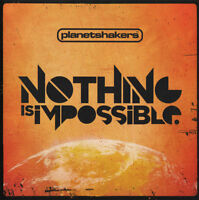 PlanetShakers - Nothing Is Impossible CD + DVD 2011  Integrity Music ** NEW **