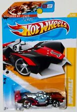Hot Wheels 2012 New Models 3/50 Imparable Black/Red Jorge Lorenzo