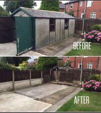 Asbestos Garage Removal Yorkshire