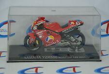 2173 MOTORBIKE MOTOGP - scala 1:24 - 2001 YAMAHA YZR500 Abe #6