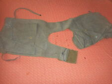 U.S.ARMY : WWII AMMUNITION BAG M2  WITH HOOK  WWII MILITARIA