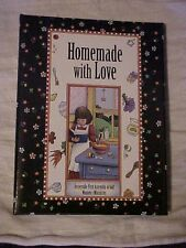 Homemade with Love Cookbook  Jerseyville, IL First Assembly of God