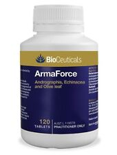 Bioceuticals ArmaForce Immune support 120 Tablets. Free Postage!