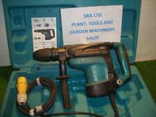 MAKITA HR4011C AVT MEDUIM BREAKER/HAMMER DRILL SDS MAX 110 VOLT CASE VAT INC