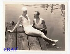 Madge Evans sexy leggy barefoot VINTAGE Photo Otto Kruger Beauty For Sale
