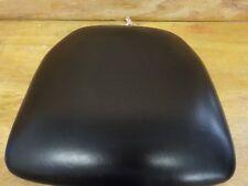 2 Hard Black Vinyl Chiavari Chair Cushion3 Pack