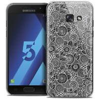 Coque Crystal Pour Samsung Galaxy A5 2017 (A520) Extra Fine Rigide Dentelle Flor