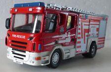 FIRE BRIGADE MODELS - SCANIA SHROPSHIRE FIRE & RESCUE SERVICE 1:50 SCALE