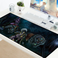 XXL Gaming Mauspads Groß World of Warcraft Mausunterlage Computer PC Mousepad M