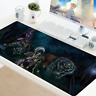 XXL Gaming Mauspads Groß World of Warcraft Mausunterlage Computer PC Mousepad M