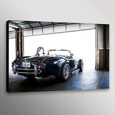 "Ford Shelby Cobra Car Photo Automotive Wall Art Canvas Print 20""x30"""