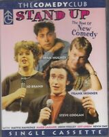 Stand Up Best of New Comedy Cassette Audio Jo Brand Frank Skinner Steve Coogan