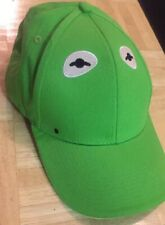 Muppets Most Wanted Kermit Hat Cap Disney Promo Rare