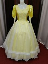 Yellow Gown Belle, Beauty and the Beast Halloween