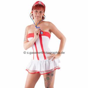"""Sexy * Kostüm * Krankenschwester """"Nursy"""", 3-teilig"""