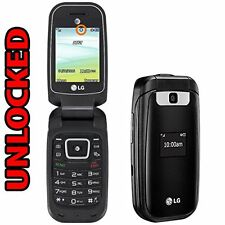 New LG B470 - Black Desbloqueado Camera AT&T T-Mobile Phone Unlocked