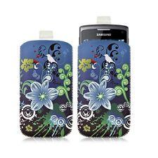 Housse coque étui pochette pour Samsung Wave 3 avec motif HF09