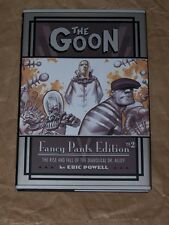 The Goon: Fancy Pants Edition vol 2 - Unread HC - Signed by Eric Powell
