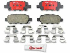 For 2014-2015 Infiniti Q60 Brake Pad Set Rear Brembo 62731BG