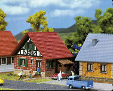 More details for faller half timbered/brick development house building kit iii z gauge 282764