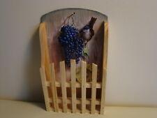 Main décoré par moi-Boîte en bois pour lettres