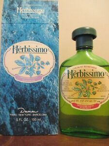 Herbissimo Mejorana by Dana 5 oz New In Box Rare cologne refresher