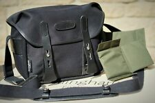 Billingham fStop f2.8 Camera Bag, black, with Billingham shoulder pad