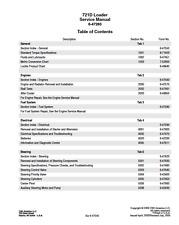 Case Backhoe Loader 721D 721DXT Tier 2 Workshop Service Manual