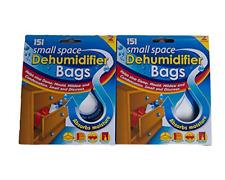 151 Small Space Dehumidifier Bags 3 X 50ml