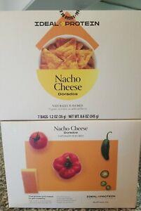 Ideal Protein Nachos Cheese Dorados Bundle 2 Boxes ⛟ SAME DAY SHIPPING