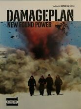 DAMAGEPLAN GUITAR TAB / TABLATURE / PANTERA GUITAR TAB / NEW FOUND POWER