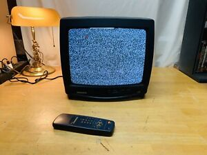 "Magnavox MT1301B101 13"" Crt TV (Tested)"