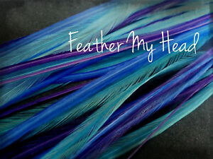 Feathers - 16 Pc - Pick Your Legth Up To 16 In Long - Optional DIY Kit