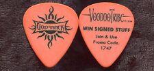 Godsmack Voodoo Tribe Guitar Pick! Fan Club Pick