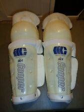 New Adult Cooper DG4 Ice Hockey Shin Pads *Made in Canada*