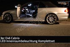 LED SMD luz interior conjunto completo BMW e60 e61 5er Xenon Weiss refrescos Touring