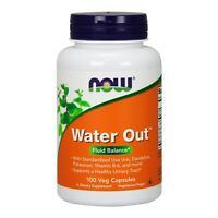 NOW Foods Water Out, 100 Veg Capsules