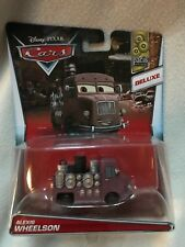 *New* Disney Pixar Cars Diecast Deluxe Alexis Wheelson  *Hard to Find
