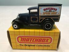 NEW 1983 MATCHBOX MB38 COLLECTIBLE MODEL A TRUCK DIE CAST 1:64