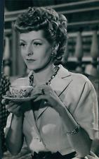"""Actrice Lisette Lanvin dans """"Métier de fous """", 1949, vintage silver print vintag"""