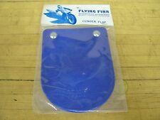 Vintage Motocross MX Flying Finn Fender Mud Flap Yamaha YZ  Maico Husqvarna