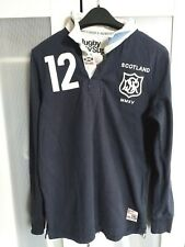 Superdry Rugby Shirt Scotland, small
