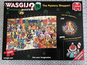 Jumbo WASGIJ? 10 The MYSTERY SHOPPER. 1000 Jigsaw Puzzle.