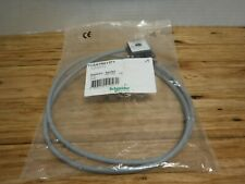 Schneider Electric TCSATN011F1 Tap-off IP67, 1M M12 Cable - NEW