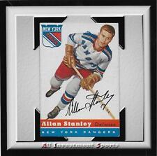 1954 Topps ALLAN STANLEY #41 EX+ *tough hockey card for set* DD17