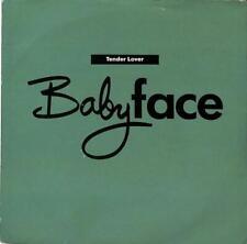 """Babyface - Tender Lover - 7"""" Record Single"""