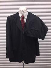 $4999 KITON NAPOLI Charcoal Herringbone Super 150's Gray Suit 46 R / 34x33
